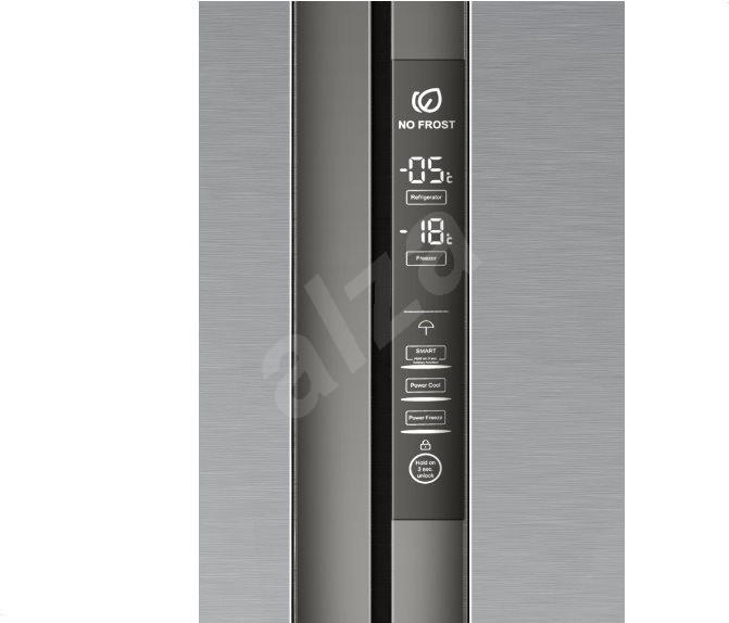 haier hrf 521ds6 sbs americk lednice. Black Bedroom Furniture Sets. Home Design Ideas