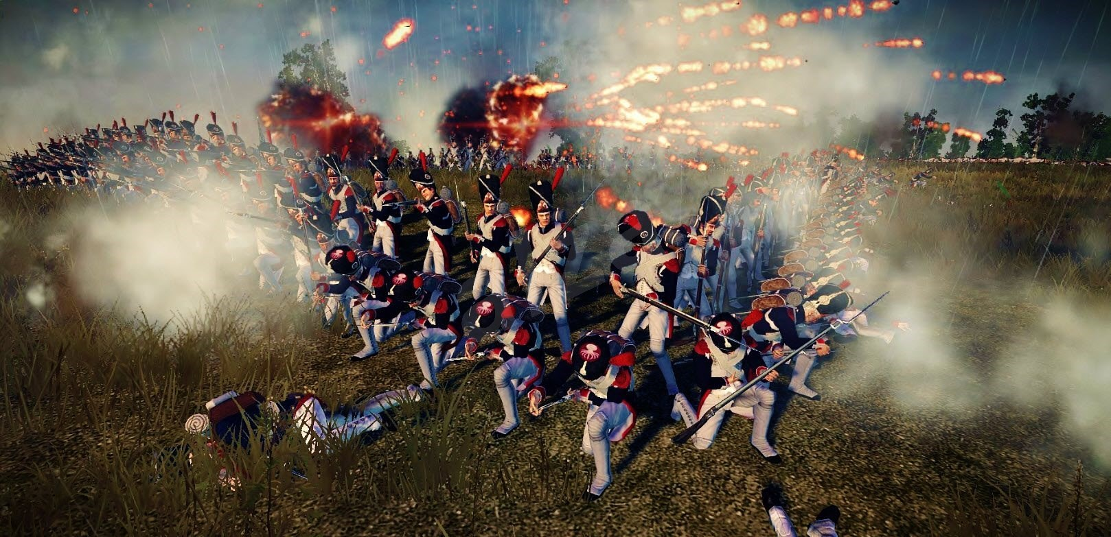 an analysis of the first total war as the french revolution and the napoleonic wars