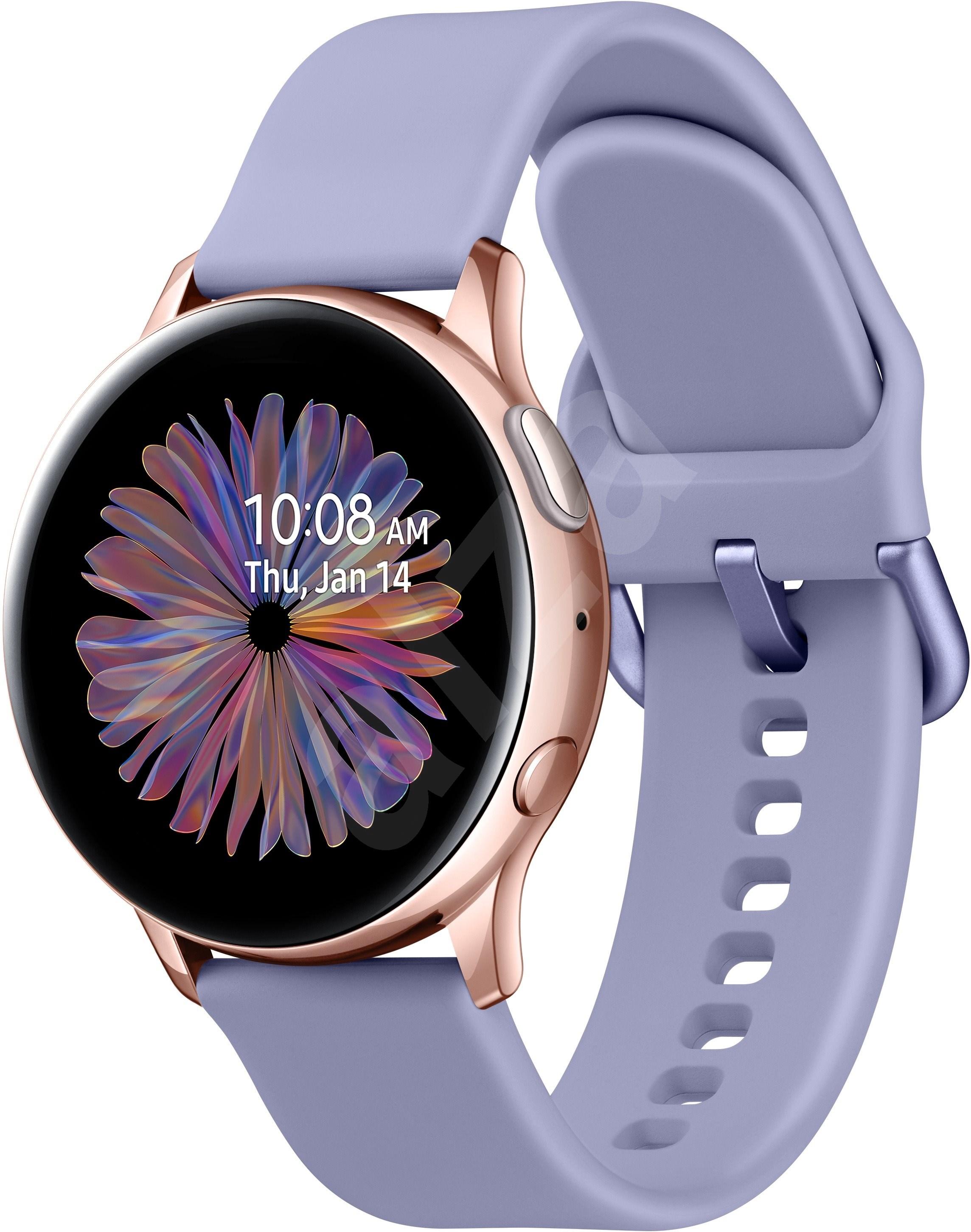 Chytré hodinky s měřením EKG a krevního tlaku samsung galaxy watch active 2