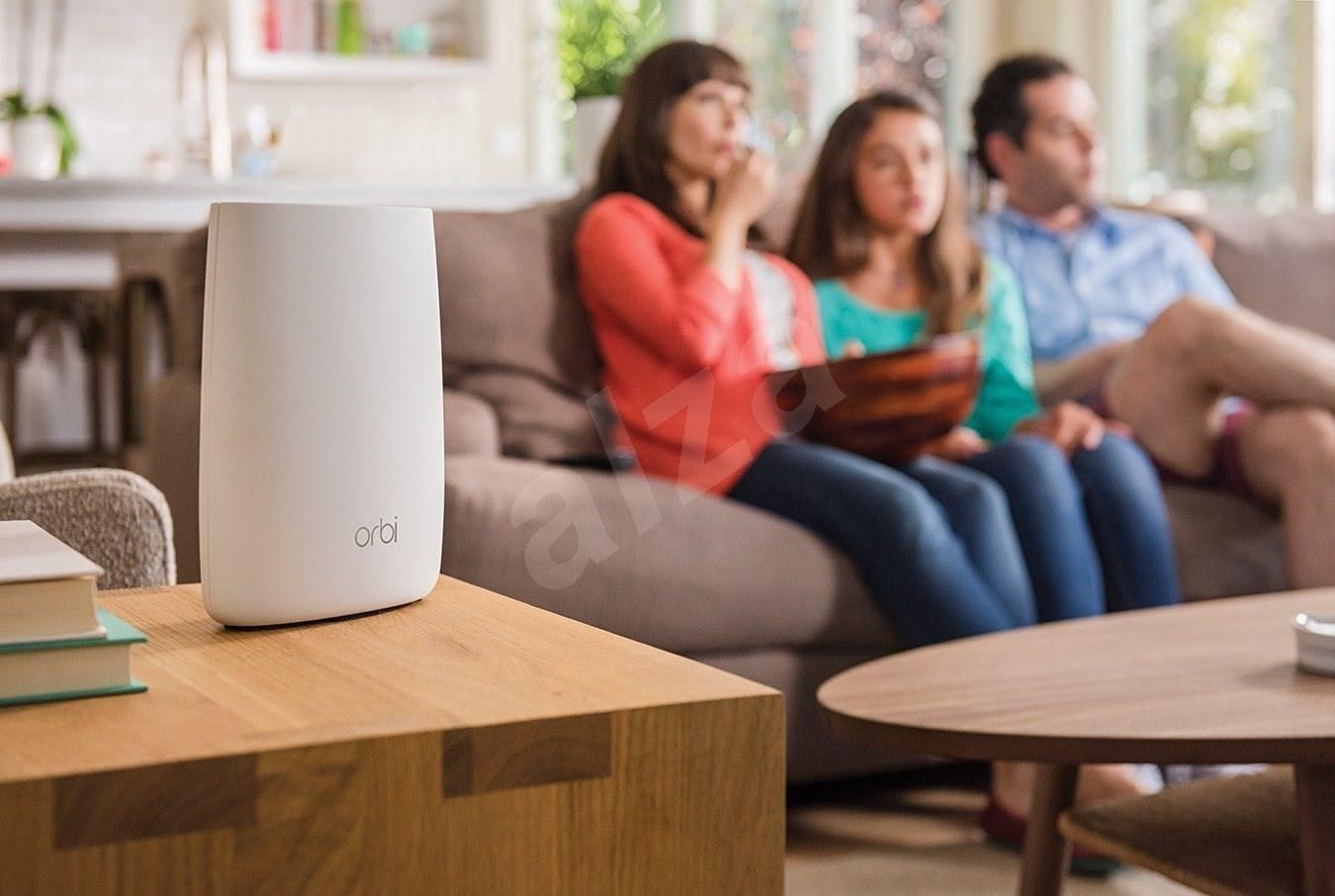 Netgear Orbi Rbk50 Ac3000 Wifi Syst 233 M Alza Cz