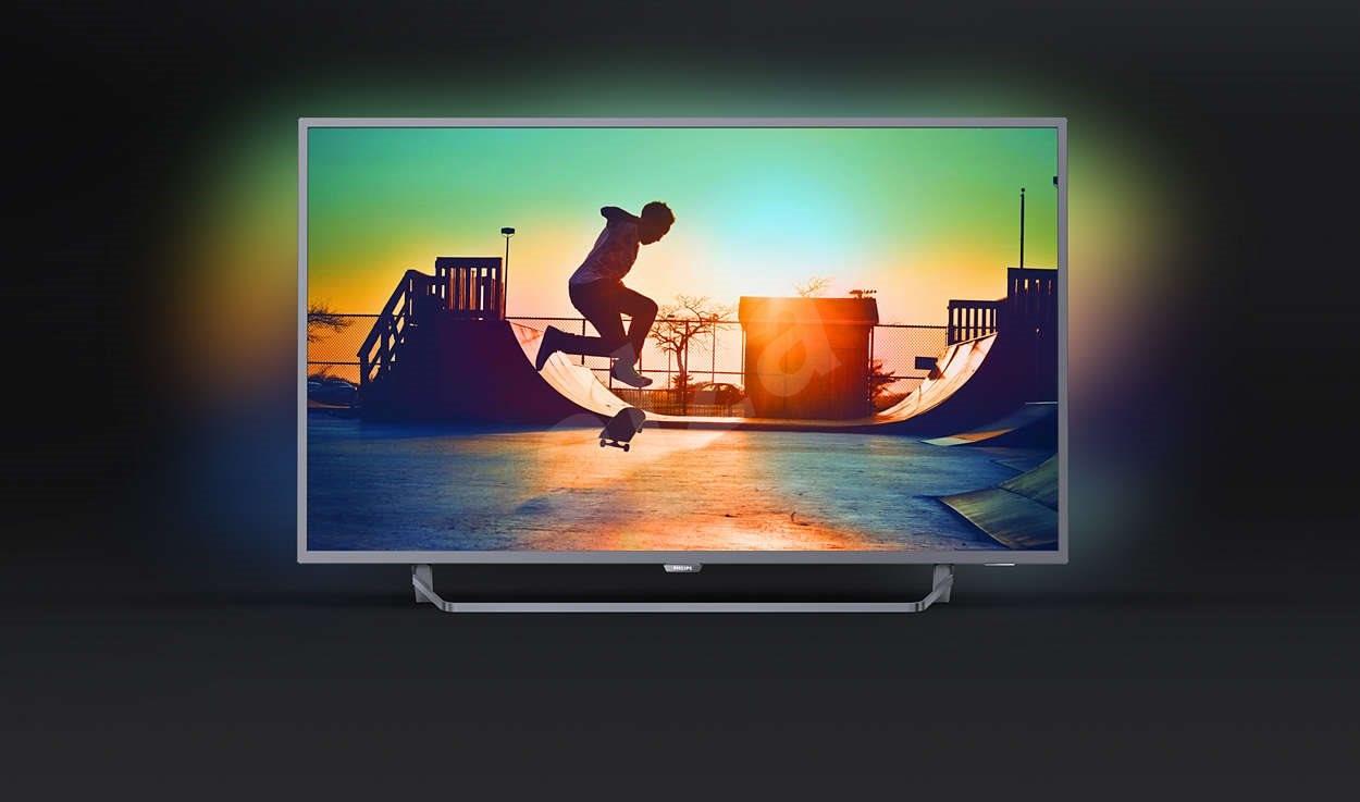 55 philips 55pus6272 levn televize. Black Bedroom Furniture Sets. Home Design Ideas