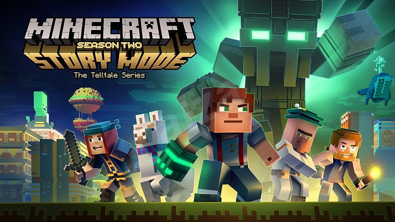 Скачать Minecraft Story Mode: 2 сезон для Android (1 Эпизод)