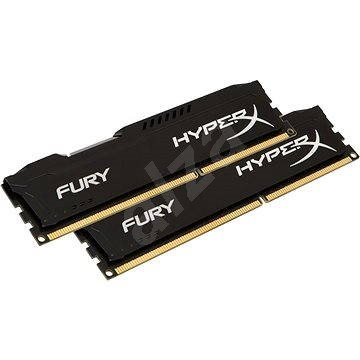 HyperX 8GB KIT DDR3L 1600MHz CL10 Fury Black Series
