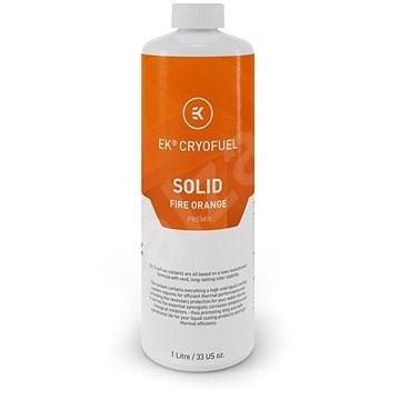 EK Water Blocks CryoFuel Solid Fire - oranžová