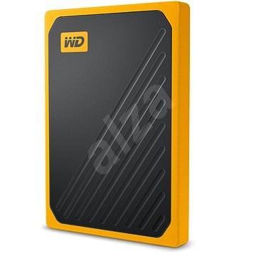 WD My Passport GO SSD 1TB žlutý