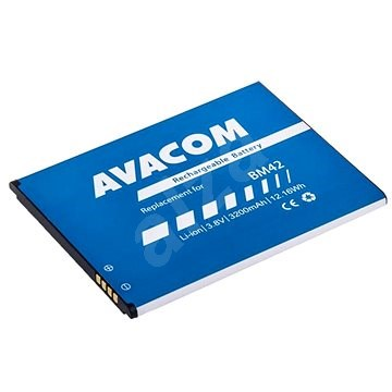 Avacom pro Xiaomi Redmi Note 2 Li-Ion 3.84V 3060mAh (náhrada BM45) - Baterie pro mobilní telefon