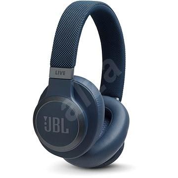JBL Live 650BTNC modrá - Bezdrátová sluchátka