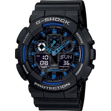 aa64ff3ef32 Recenze CASIO G-SHOCK GA 100-1A2