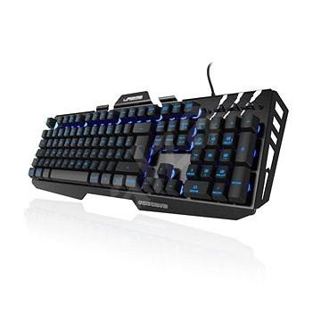 Hama uRage Cyberboard Premium Gaming - Magyar layout - Herní klávesnice