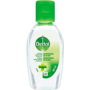 DETTOL Antibakteriální gel na ruce 50 ml - Antibakteriální gel ...