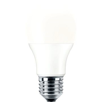 Pila LED 12-75W, E27, 4000K, Mléčná