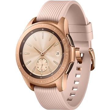 Recenze Samsung Galaxy Watch 42mm Rose-gold  2bac42d2ea