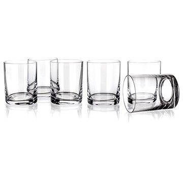 BANQUET Sada sklenic 6ks Degustation Crystal Whisky A00506