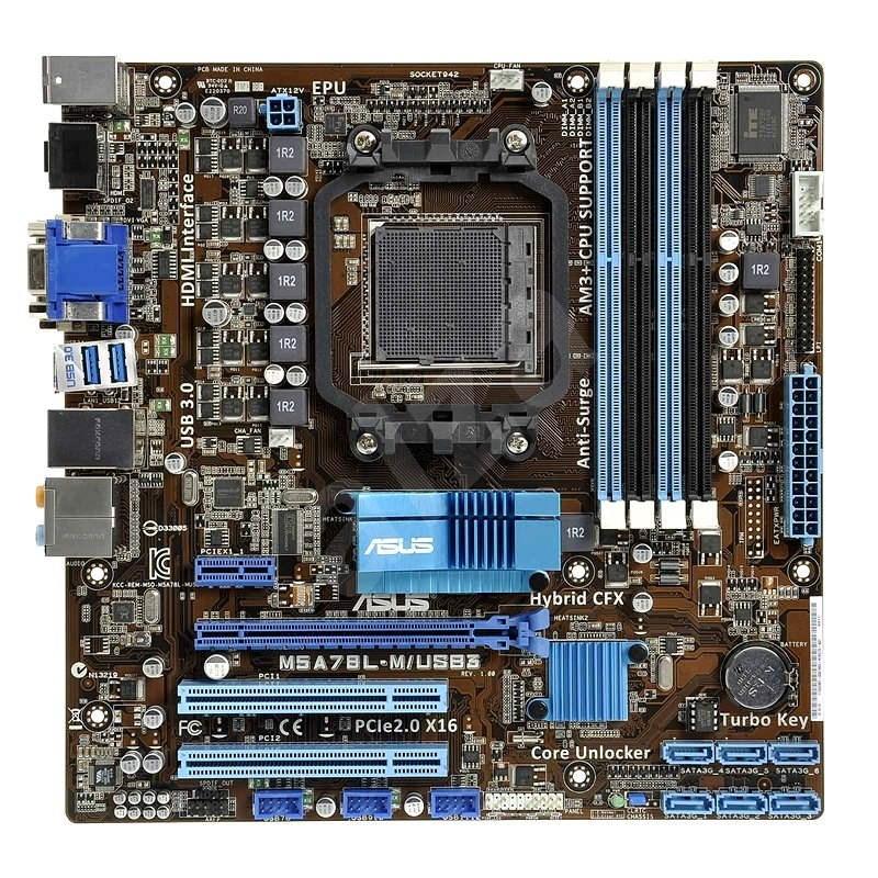ASUS M5A78L-M/USB3 - Základní deska