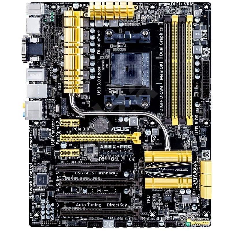ASUS A88X-PRO - Základní deska