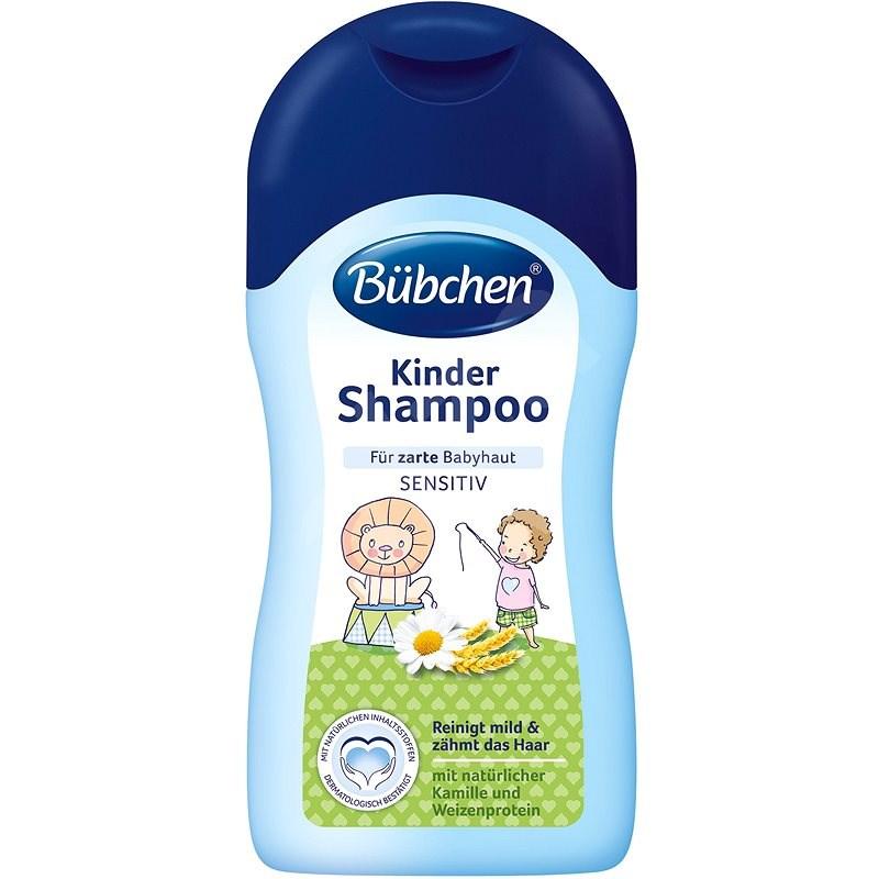 Bübchen Baby dětský šampon 200ml - Dětský šampon