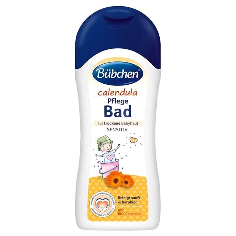 Bübchen Marigold bath 250ml - Children's bath foam