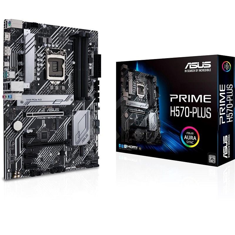 ASUS PRIME H570-PLUS - Základní deska