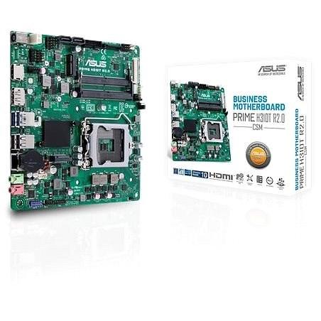 ASUS PRIME H310T R2.0/CSM - Základní deska