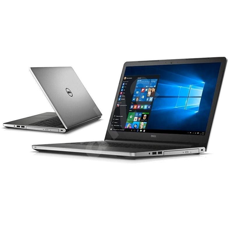 Dell Inspiron 15 (3567) stříbrný - Notebook