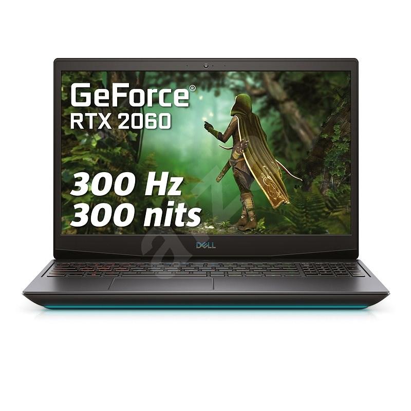 Dell G5 15 Gaming (5500) Black - Herní notebook