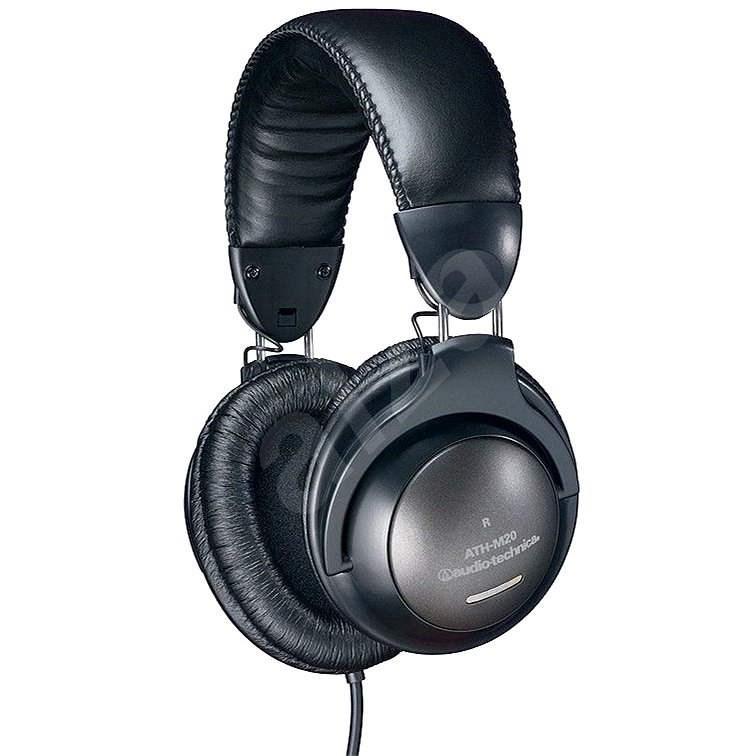 Audio-technica ATH-M20 - Sluchátka