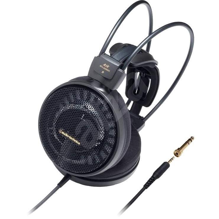 Audio-technica ATH-AD900X černá - Sluchátka