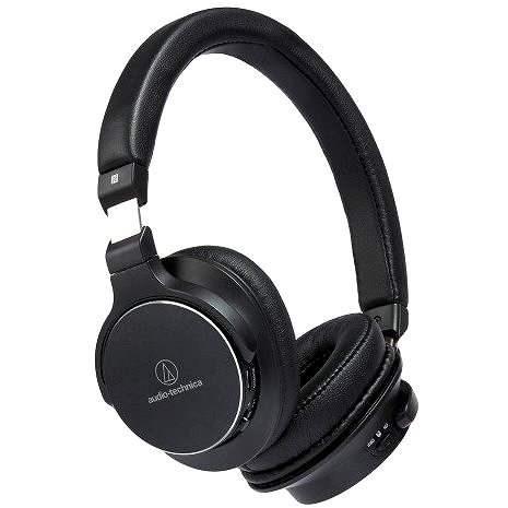 Audio-technica ATH-SR5BT černá - Bezdrátová sluchátka