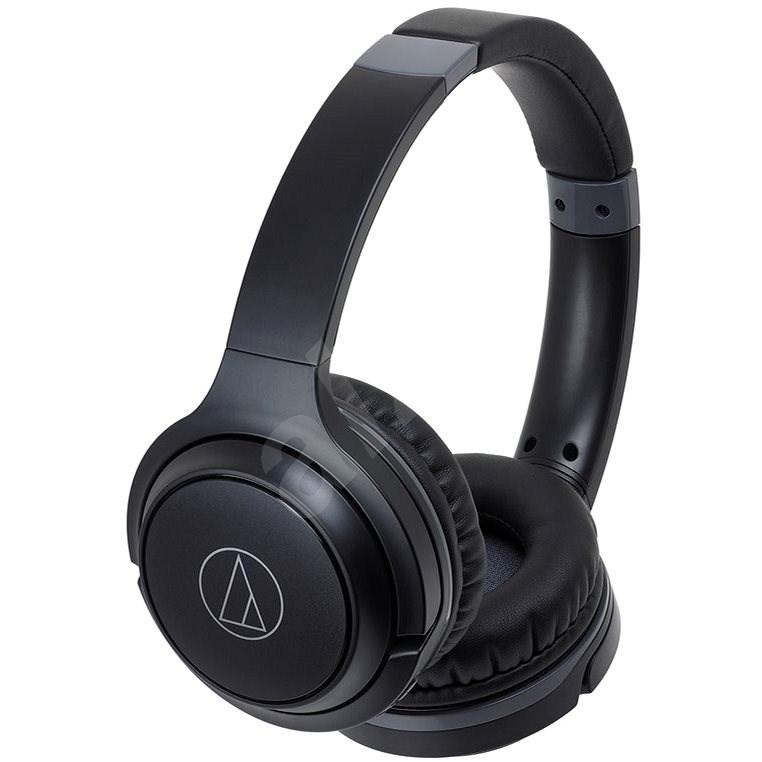 Audio-Technica ATH-S200BT černá - Bezdrátová sluchátka
