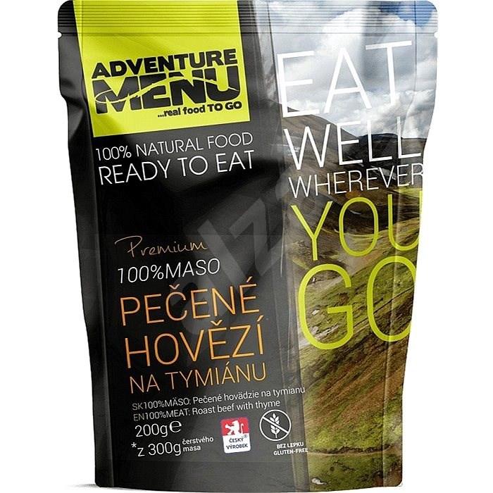 Adventure Menu - 100% MASO: Hovězí na tymiánu - MRE