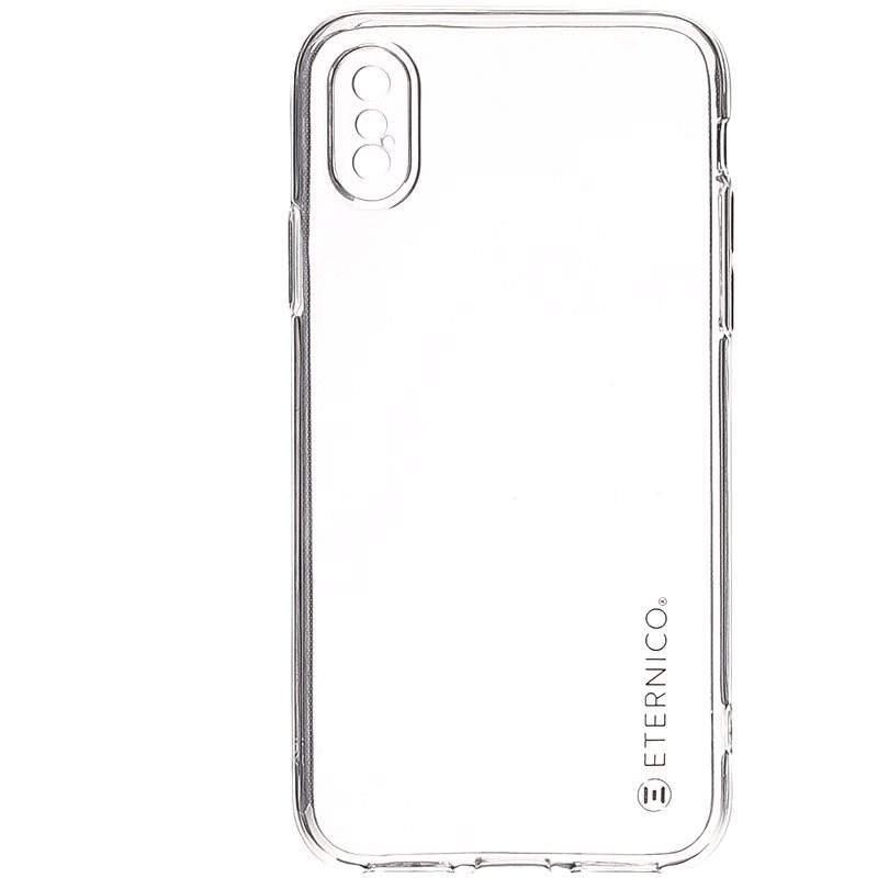 Eternico pro iPhone X / Xs čiré - Kryt na mobil