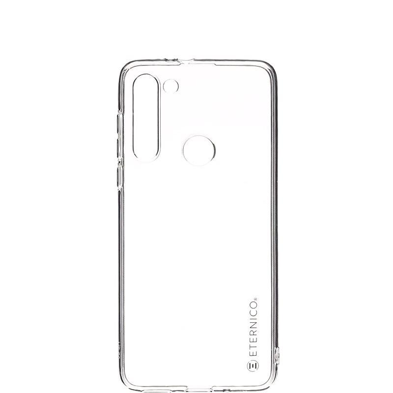 Eternico pro Motorola Moto G8 čiré - Kryt na mobil