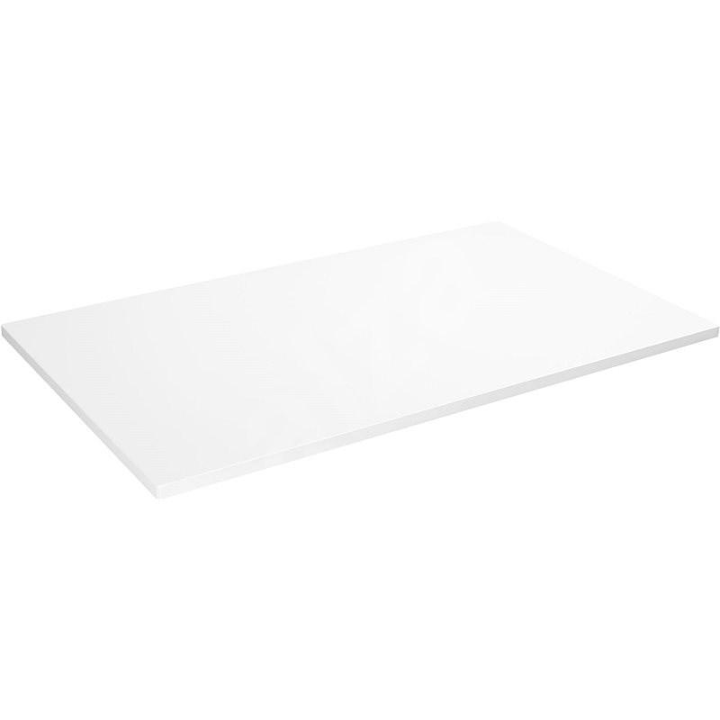 AlzaErgo TTE-01 140x80cm bílý laminát - Stolová deska