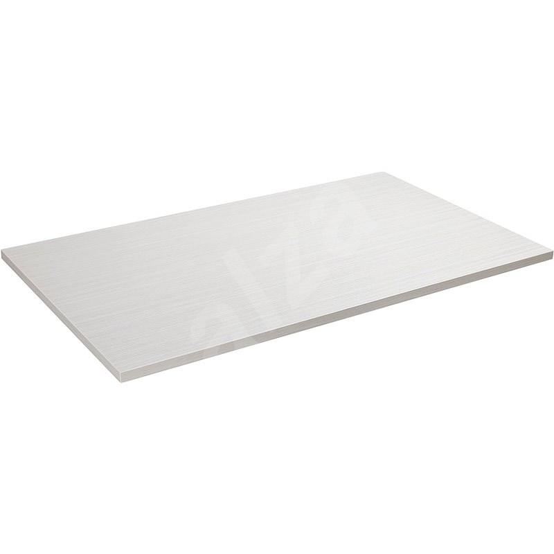 AlzaErgo TTE-03 160x80cm bílá dýha - Stolová deska