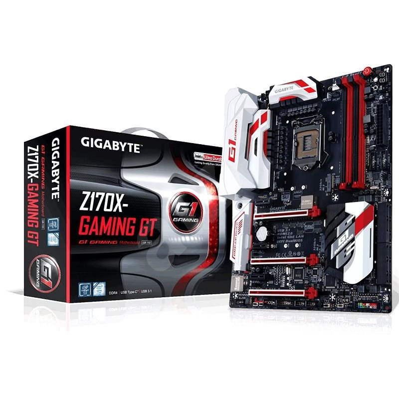 GIGABYTE Z170X-Gaming GT - Základní deska