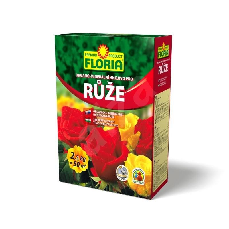 FLORIA pro růže 2,5 kg - hnojivo
