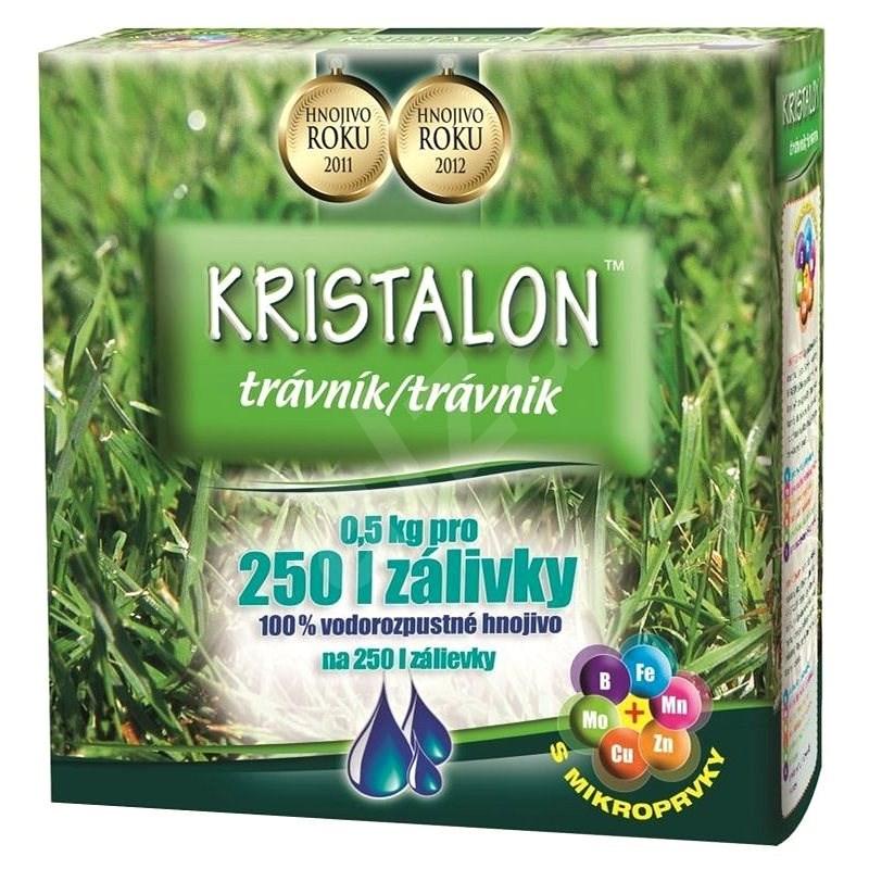 KRISTALON Trávník 0,5 kg - hnojivo