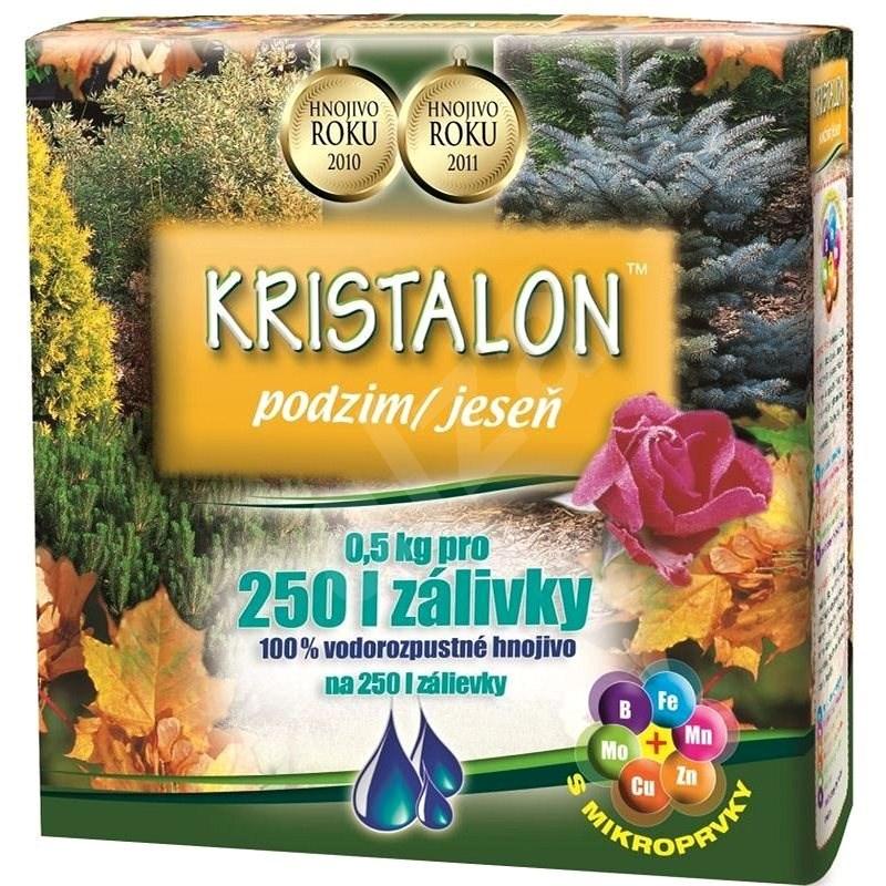KRISTALON Podzim 0,5 kg - hnojivo