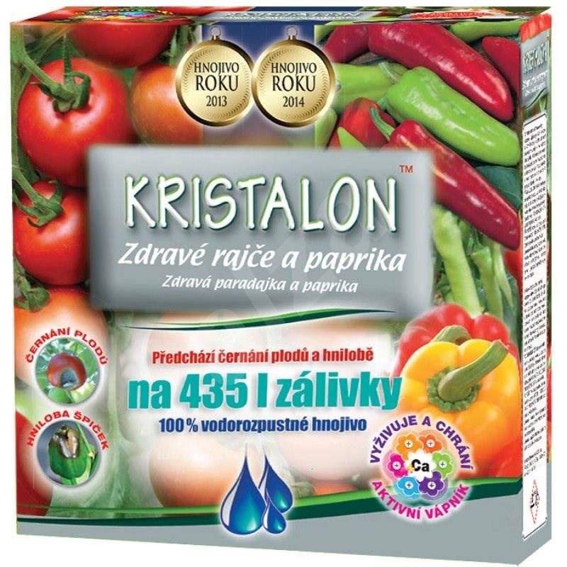 KRISTALON Zdravé rajče a paprika 0,5 kg  - hnojivo
