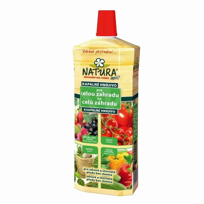 NATURA Organické kapalné hnojivo pro celou zahradu 1 l - hnojivo