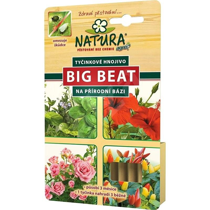 NATURA Big Beat Tyčinkové hnojivo 12ks  - hnojivo