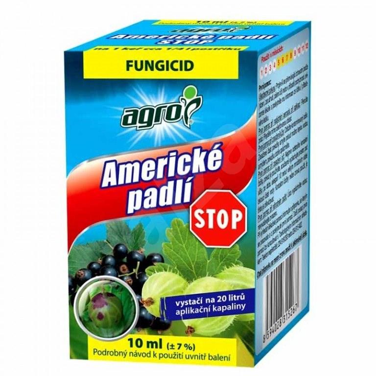 AGRO Americké padlí STOP 10 ml  - Fungicid