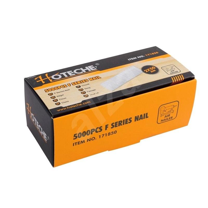 Hoteche Hřebíky do hřebíkovače 50 mm - HT171850 - Hřebíky
