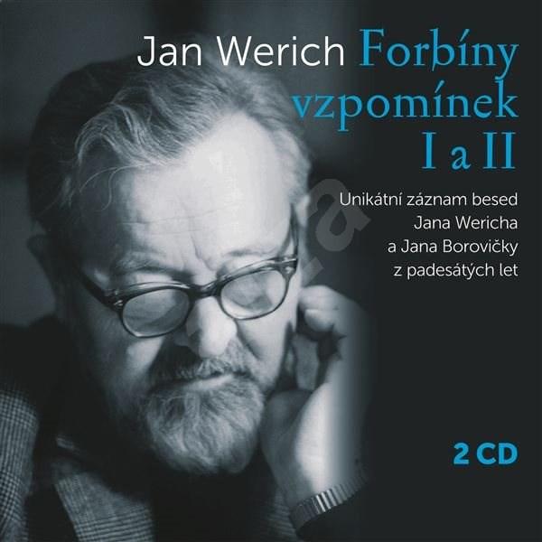 Forbíny vzpomínek I a II - Jan Werich  Jan Borovička