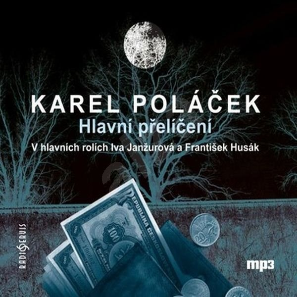 Hlavní přelíčení - Karel Poláček
