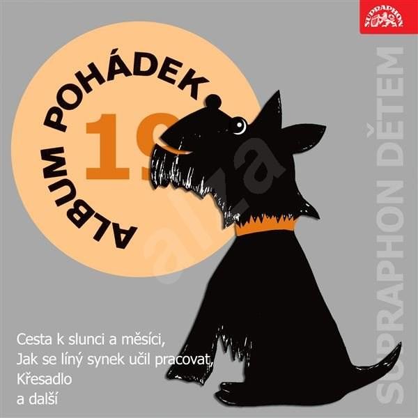 """Album pohádek """"Supraphon dětem"""" 19. - Božena Němcová"""