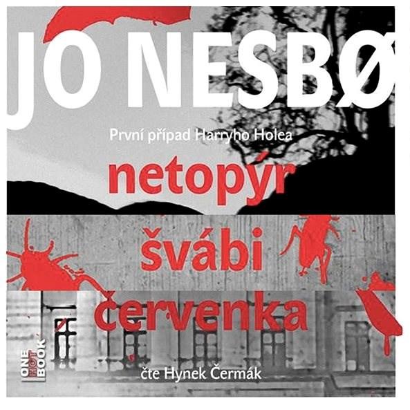 Balíček audioknih ze série Harry Hole 1.- 3. díl za výhodnou cenu - Jo Nesbo