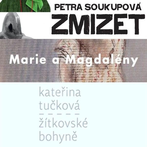 Balíček audioknih českých autorek za výhodnou cenu - Petra Soukupová  Kateřina Tučková  Lenka Horňáková-Civade