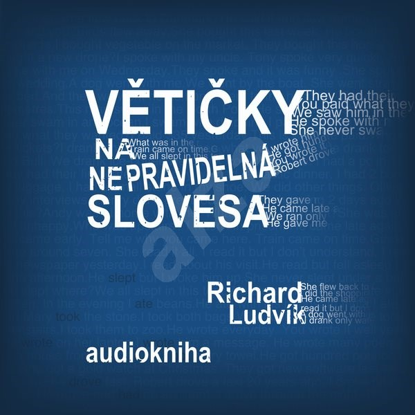 Větičky na nepravidelná slovesa - Ludvík Richard