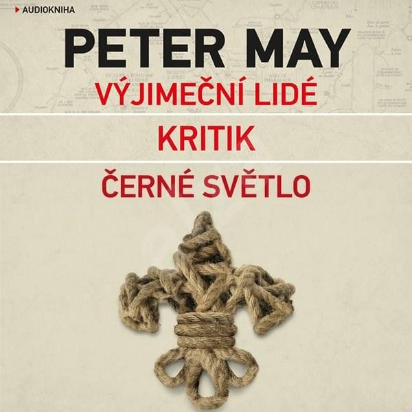 Kriminální série Akta Enzo za výhodnou cenu - Peter May